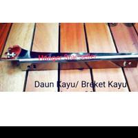 breket kayu 25 cm
