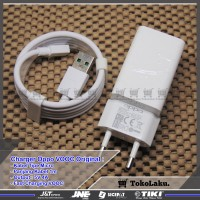 Charger OPPO Original VOOC Fast Charging 5V 4A Kabel Tipe Micro