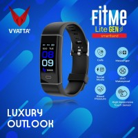 VYATTA FitMe Lite III Smartband-Colour Display, Sport mode, Waterproof