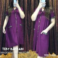 New Daster Arab Tunik Bahrain by Teby Original / Baju Wanita