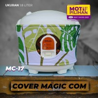 Cover Magic Com Minimalis / Sarung Magicom