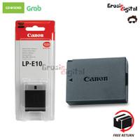 Battery Baterai Batre Canon LP-E10 Li-ion 1100D 1200D