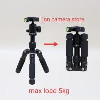highlights aluminium tripod mini/meja/compact/portable for kamera