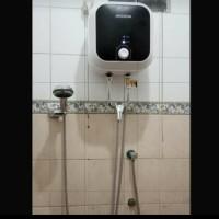 Paket instalasi water heater 15 liter/modena ES 15 U(tanpa bobok tembo