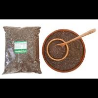 Black CHIA SEED Organic Organik 250gr