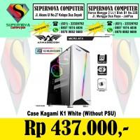 Armaggeddon KAGAMI K1 Excellent Micro ATX Gaming PC Casing Case White