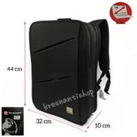 tas ransel backpack laptop tracker pria original