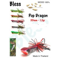 Umpan Pancing Bless Pop Dragon 5.5cm 12gr