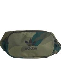 Adidas essential waist bag waistbag camo army