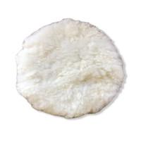 Wool Poles + Velcro 7 inch / Polishing Wool / Wool Poles Perekat