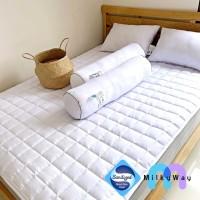 [MilkyWay] Sanitized Mattress Protector / Pelindung kasur uk 120x200