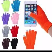 sarung tangan touch screen hp