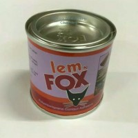Lem Fox Sepatu ( Lem serbaguna )