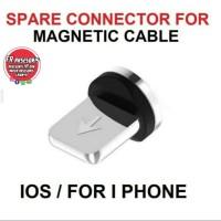 Konektor Charger tipe iPhone USB untuk Magnetic Kabel