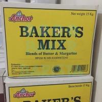 Bakers Mix Anchor / Mentega / Mentega Campuran