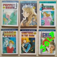 Buku Komik Serial Misteri Elex Media Komputindo