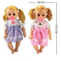 Mainan Boneka Dot Nangis Susan Menangis