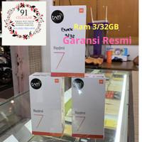 Xiaomi redmi 7 ram 3/32 gb garansi resmi Tam