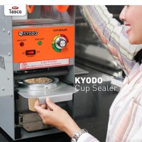 Mesin Cup Sealer Kyodo/Alat Press Gelas Plastik Tinggi KYODO MAX 22oz