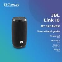 JBL Link 10 Voice Activated Portable Speaker Bluetooth - Black