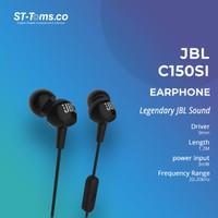 JBL C150SI In Ear Headphones with Mic JBL C100SI New Model GARANSI IMS