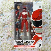 ORI LIGHTNING COLLECTION RED RANGER MMPR MIGHTY MORPHIN POWER RANGERS