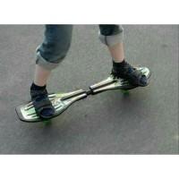 SNAKEBOARD/waveboard /Ripstick skateboard swayboard 2 wheel MURAH