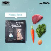 Makanan Kucing Kering - Tuna Flavor - Muezza Cat food