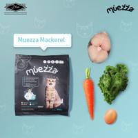 Makanan Kucing Kering - Mackerel Flavor - Muezza Cat Food