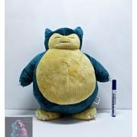Boneka Pokemon Snorlax Takara Tomy Stuffed Plush pokemon Doll Original
