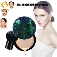 SLWomen Mushroom Head Air Cushion CC Cream Concealer Foundation Face