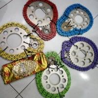 gear sss motor vixion new rantai warna tools n parts