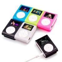 MP3 Player Kartu Memori TF 32GB Original Aneka Warna untuk Hadiah
