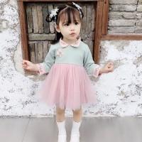 BOBORA Dress Tutu Anak Baby Girls Cute Sweet Chinese Style