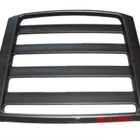 Universal Rack / Roof Rack / Rak Bagasi Atas Mobil Plastik ABS (