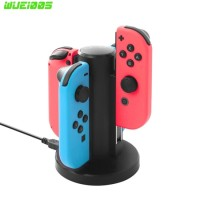 Switch 4 in 1 Charging Dock Storage Station Joy-Con Controllers