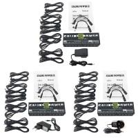 18V Sup Caline CP-05 Power Supply 10 Output untuk Pedal Efek Gitar