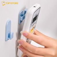 Pilihan Warna ?TOP1 2Pcs Kaitan Dinding Gantung Ponsel/Remote AC/TV