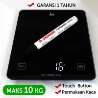 Timbangan Dapur Digital LED Maks 10 Kg Akurasi 1 Gram - Joil D7