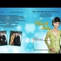 DVD 3000+ Desain Mentah Undangan Pernikahan Coreldraw (7dvd) Editable
