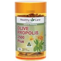 Healthy Care Propolis & Olive Leaf 180 Capsules