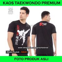 Kaos Taekwondo, Baju Taekwondo, T Shirt Taekwondo KB544 - S