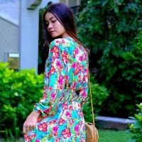 Dress Daster panjang jumbo xxl maxi ori vanzaa Bali 02