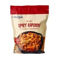 Spicy Rapokki by Mujigae (Ramen Topokki) 350gr