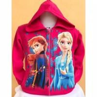 jaket anak perempuan frozen