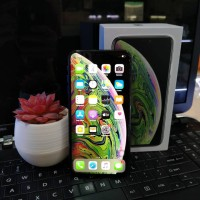 Iphone Xs Max 256GB Fullset oem Ex internasional