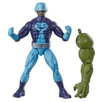 Hasbro Legends Series Marvel Rock Python 6-inch Collectible Action