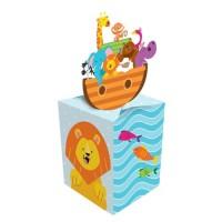 Favor Box Noahs Ark - Perlengkapan Pesta Ulang Tahun