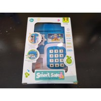 Mainan Anak Brankas/ATM Smart Safe Bank