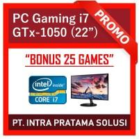 PC Design / Gaming (i7 3770 + RAM 8GB + HDD 1TB + Nvidia GTx 1050)